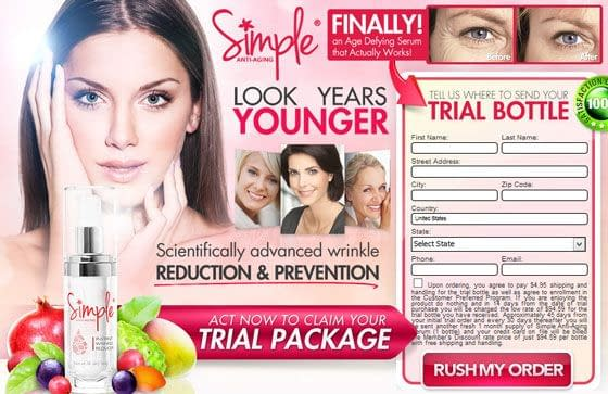 Simple Anti-Aging Review