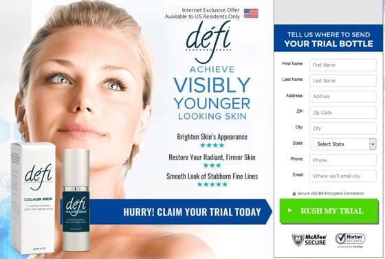 Defi Skincare Collagen