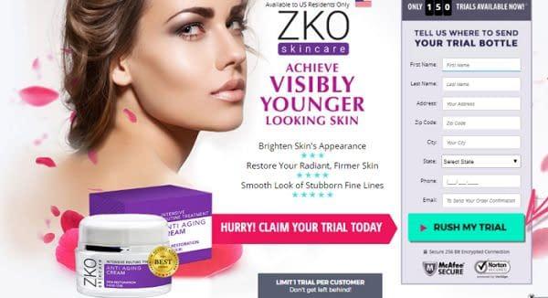 ZKO Skincare