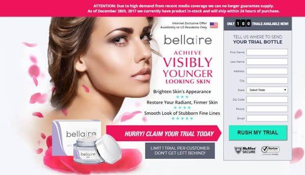 Belaire Skin