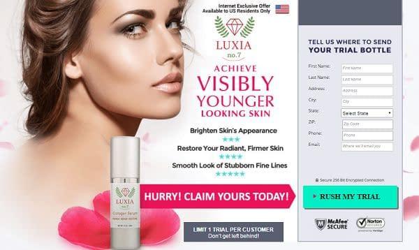 Luxia Cream