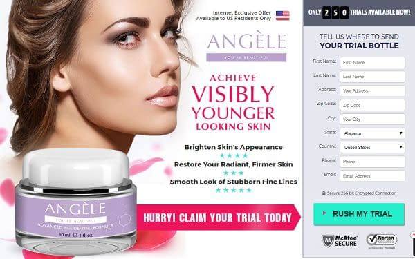 Angele Cream