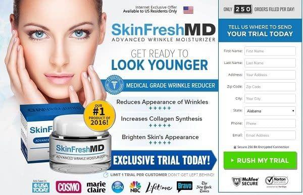 SkinFreshMD Advanced Wrinkle Moisturizer