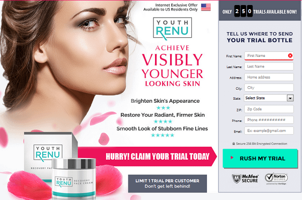 Youth Renu Skin