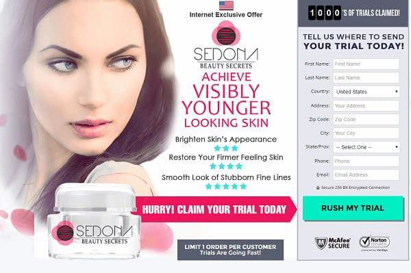 Sedona Beauty Secrets