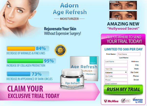 Adorn Age Refresh