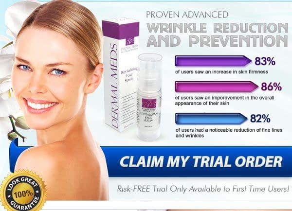 Dermal Meds Revitalizing Face Cream