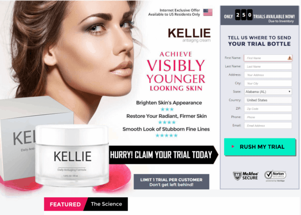 Kellie Anti-Aging