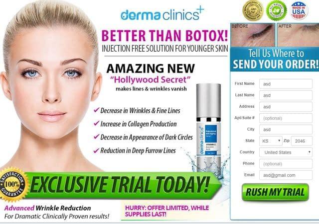 Dermaclinics Anti Aging Serum