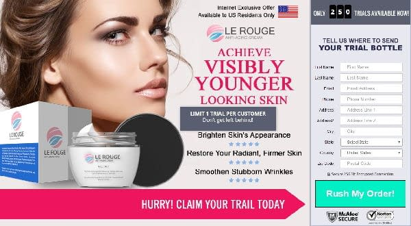 Le Rouge Skin Cream