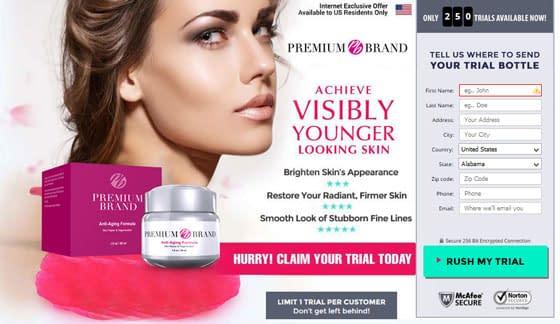 Premium Brand Skincare
