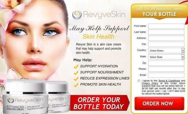 Revyve Skin Advanced Ageless Cream